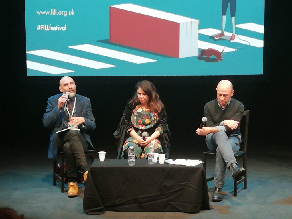 Michela Murgia al Festival della Letteratura italiana 2018