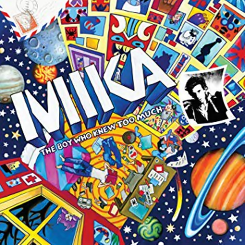 Mika - copertina di Mika