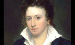 Shelley - ritratto del Poeta