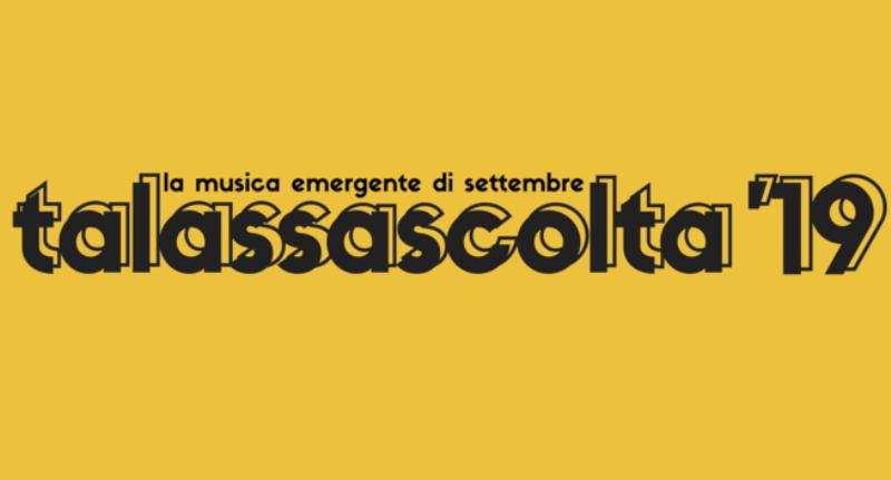 logo giallo della rubrica Talassa Ascolta