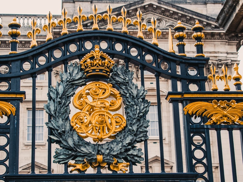 Jack the ripper, a Londra il cancello di Buckingham Palace