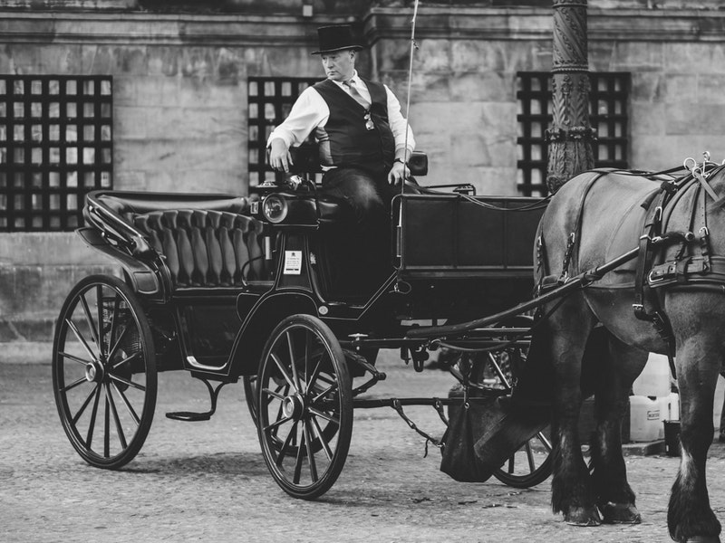 Jack the ripper visse nella Londra Vittoriana