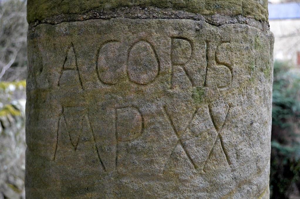 Le lettere di Vindolanda - Iscrizione romana