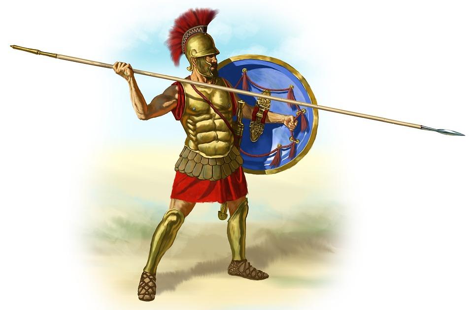 Le lettere di Vindolanda - Romano schierato