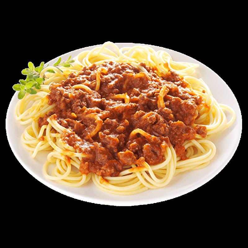 This morning - piatto di Spaghetti