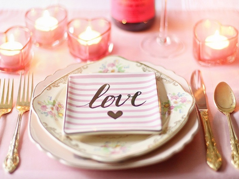 Cena Romantica San Valentino 2020