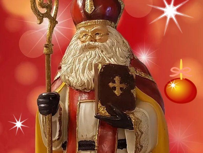 Santa claus - San Nicola Da Bari vescovo
