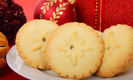 Dolci di Natale inglesi - Biscotti inglesi
