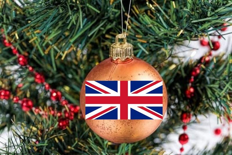 Albero di Natale - Decorazione UK