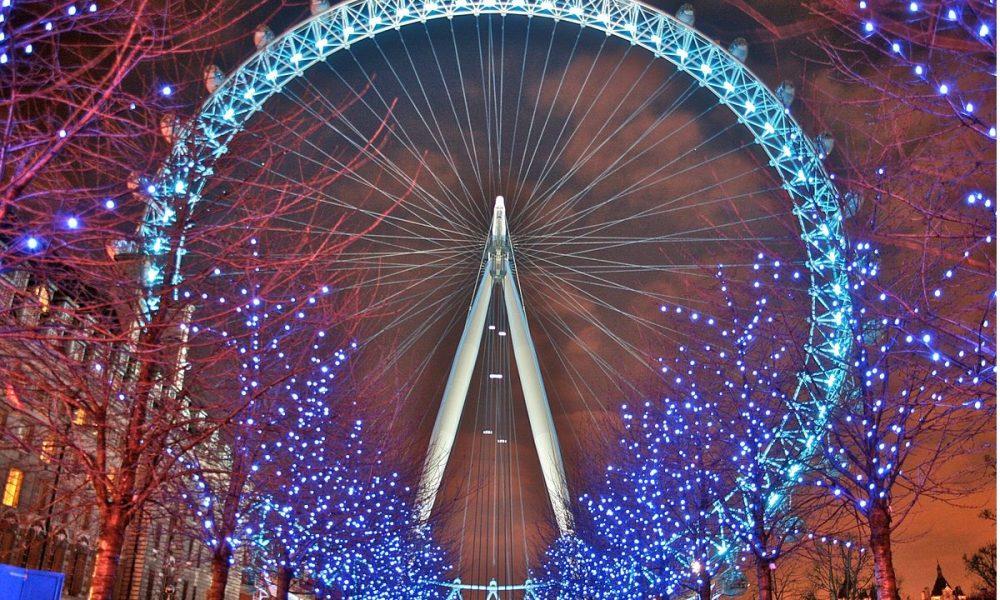 Vacanze Di Natale London Eye