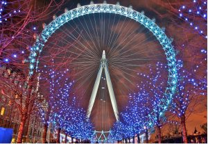 Vacanze Di Natale London Eye