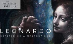 Il dipinto di Leonardo Da Vinci la vergine delle rocce
