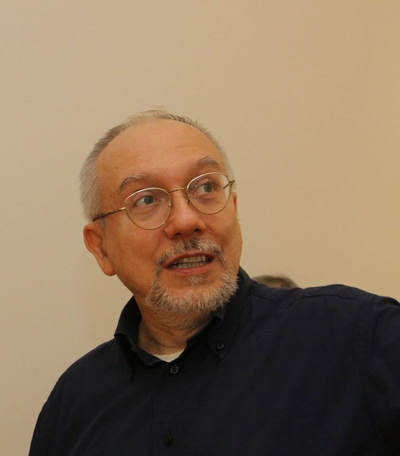 Padre Andrea Dall'Asta- Gesuita