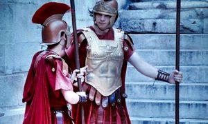 il vallo di adriano - soldati romani