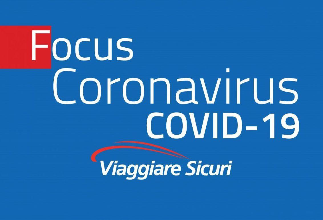Katia Pizzi - emergenza corona virus locandina blu