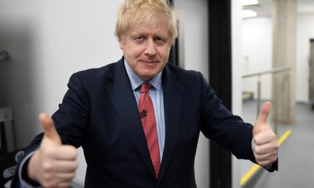 Luigi Camporota-Boris Johnson è Fuori Dalla Terapia Intensiva