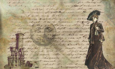 La medicina in epoca Vittoriana - cartolina Vittoriana