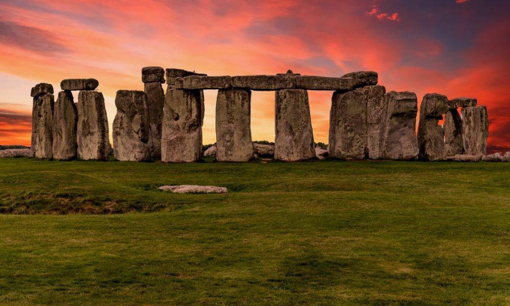 Stonehenge- Inghilterra il solstizio d'estate