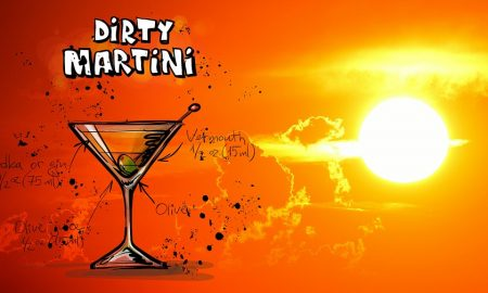 Martini - Dirty Martini con ricetta