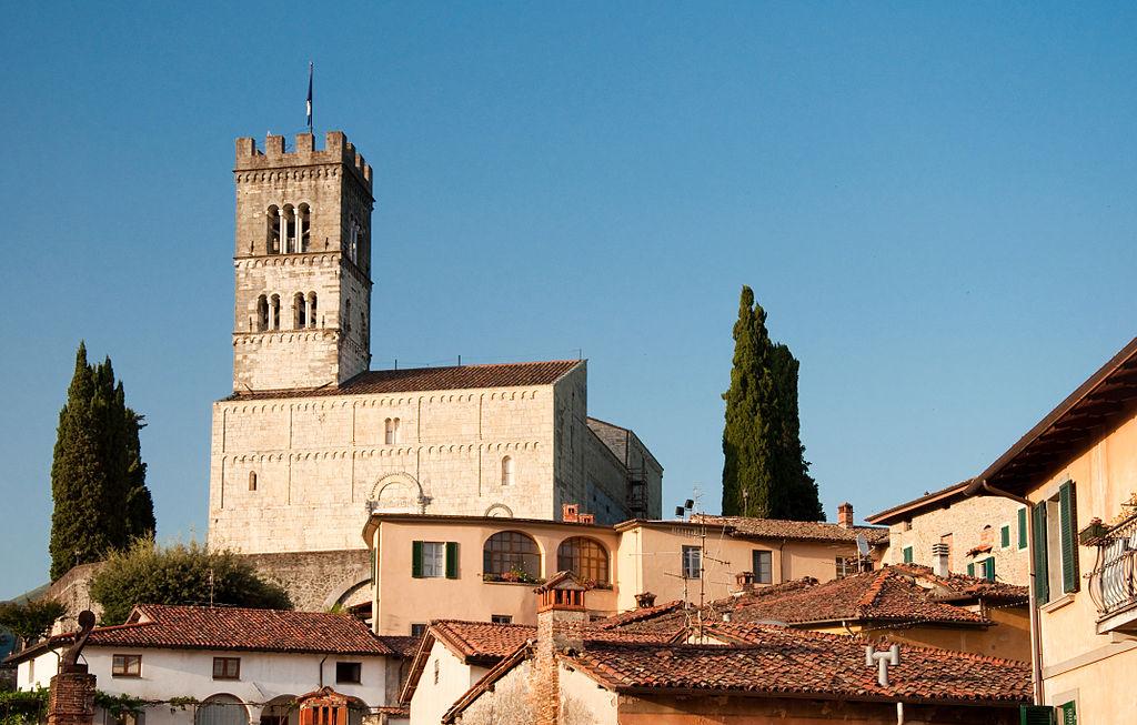 Toscana - veduta di Barga