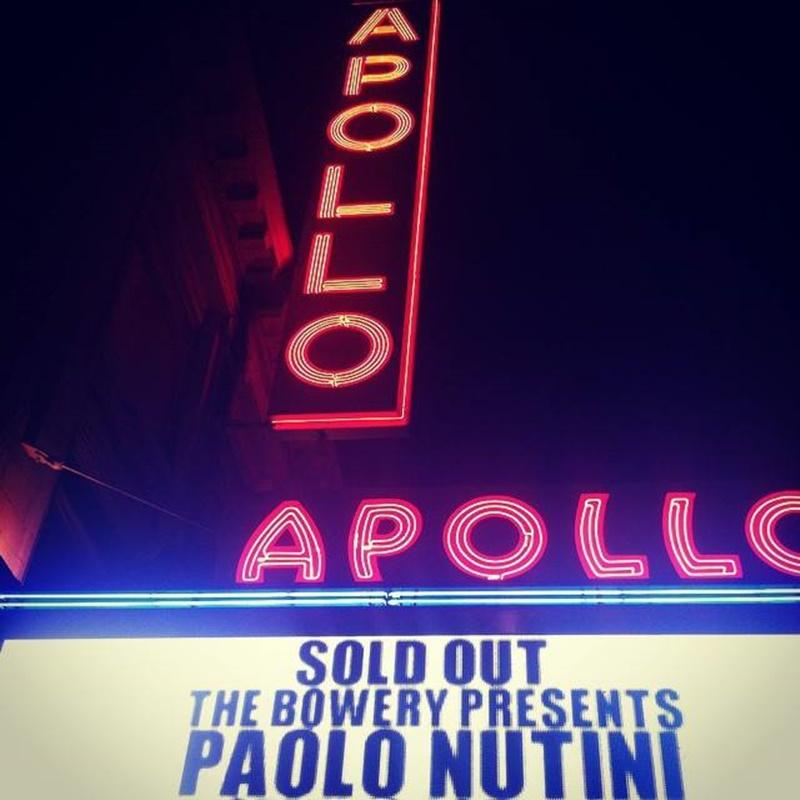 Paolo Nutini - Concerto Di Nutini