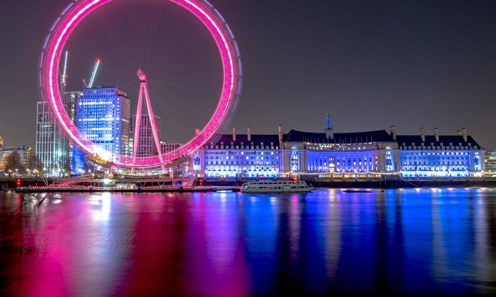 London Eye- Il Cuore Di Londra