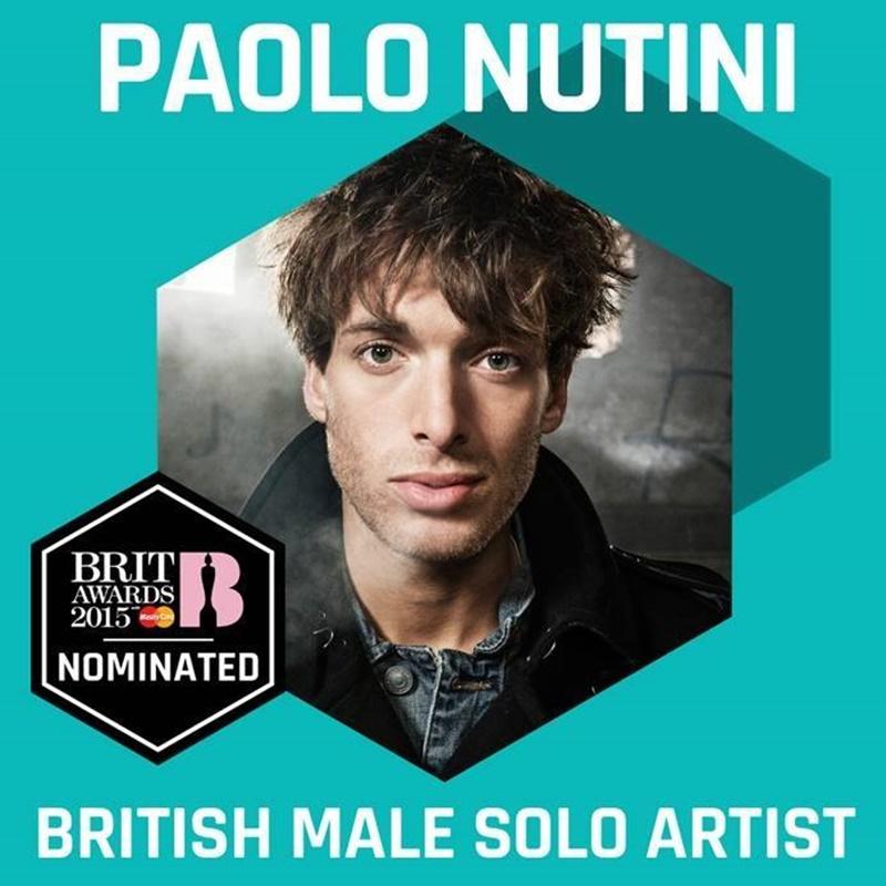Paolo Nutini - primo piano di Nutini