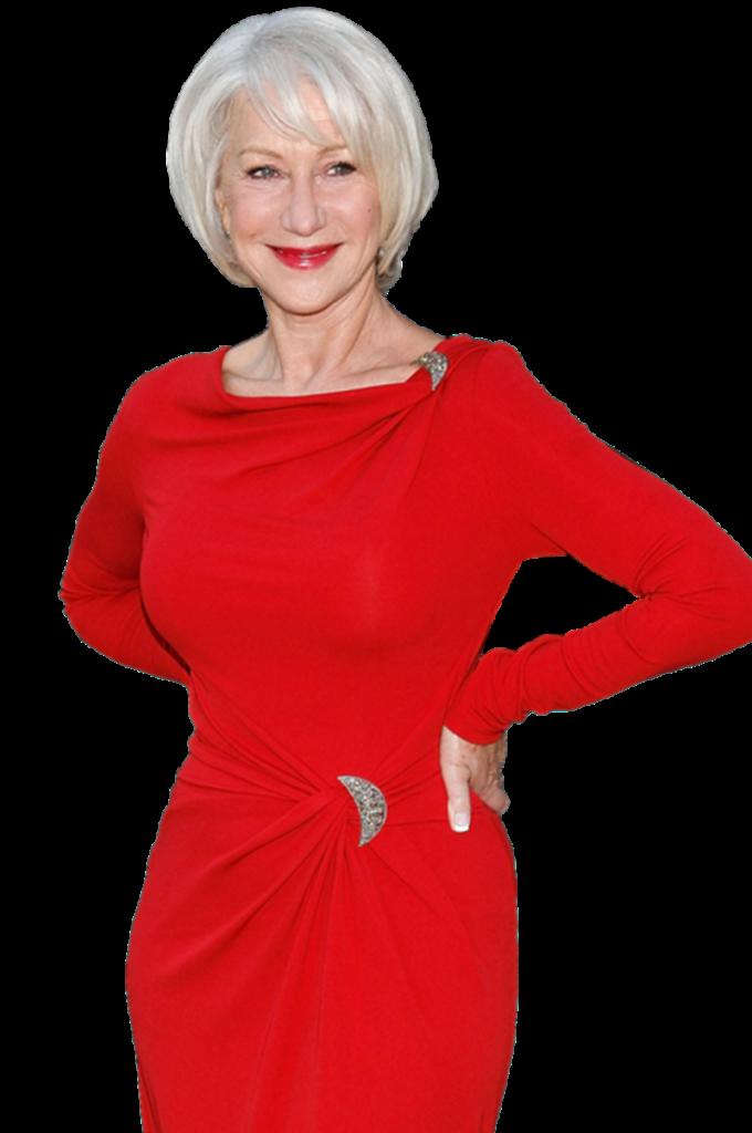 Helen Mirren - Abito Rosso indossato dall'attrice