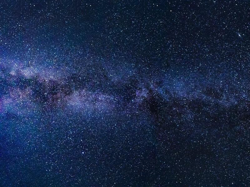 Galileo Galilei osservava lo spazio con il suo cannocchiale