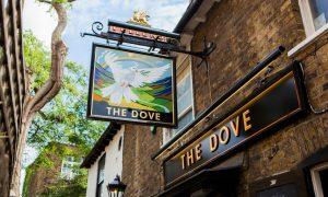 I pub londimesi-The Dove 12