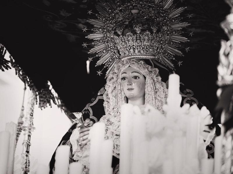 San Pietro agli italiani-Madonna Del Carmelo