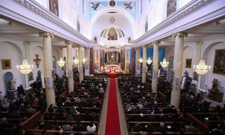 San Pietro agli italiani- la navata centrale