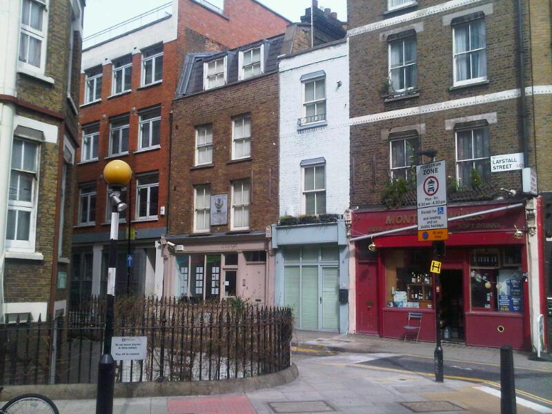 Giuseppe Mazzini - Casa Di Mazzini a Londra