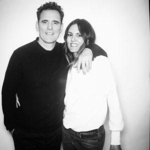 Roberta Mastromichele - foto della coppia innamorataCoppia