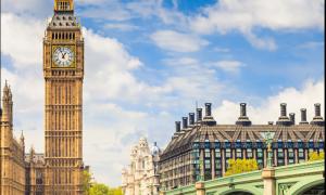 Visto e passaporto - uno scorcio di Londra