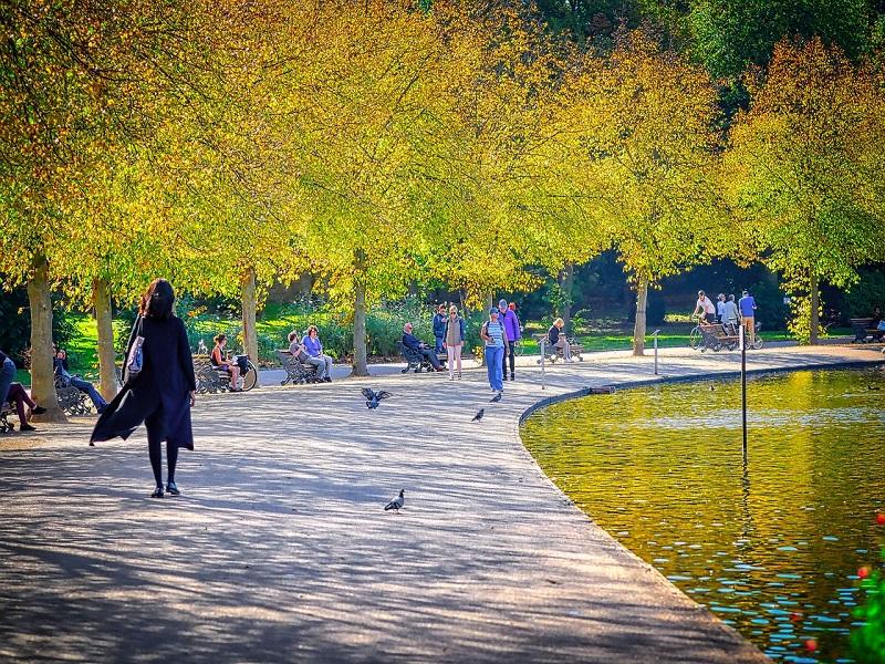 5 Motivi Per Visitare Londra In Autunno Parco