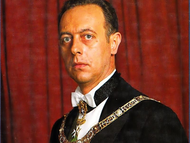I Savoia cugini degli Windsor - il Duca Amedeo
