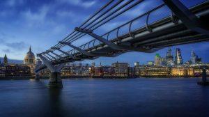 Norme #Covid in UK - Londra dopo il tramonto