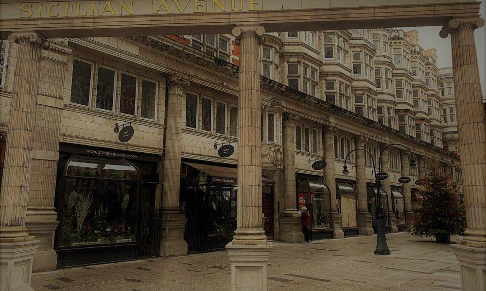 Londra Nascosta- Sicilian Avenue