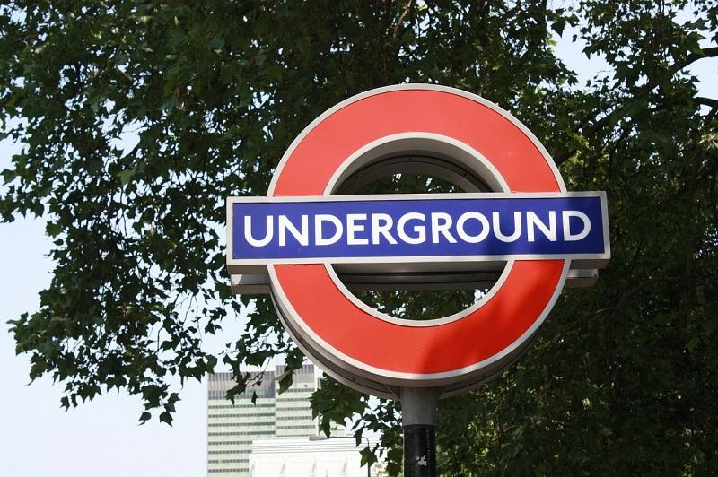 Metropolitana Londra Underground
