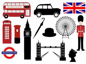 Gadget Londinesi Infografica