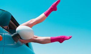 Le Leggi Più Strane E Assurde- indossare i calzini