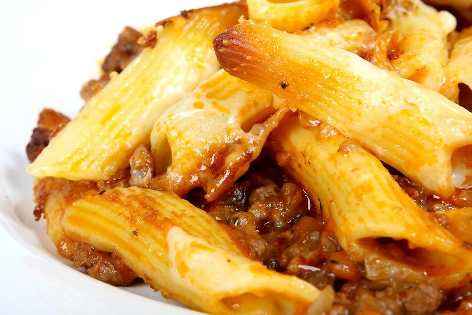 I Mac'n'cheese - Penne Al Sugo ripassate in padella