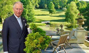 Il Principe Carlo - Terrazza in toscana