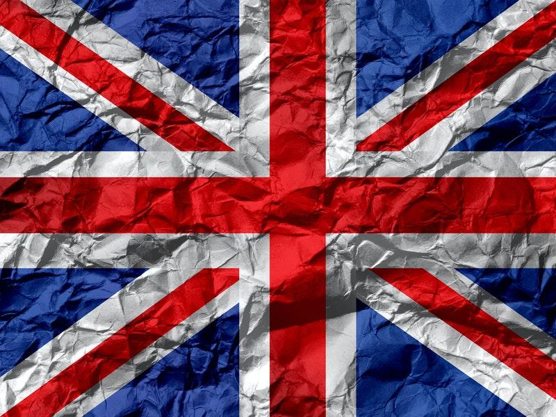 Brexit -Union Jack- la bandiera del Regno Unito