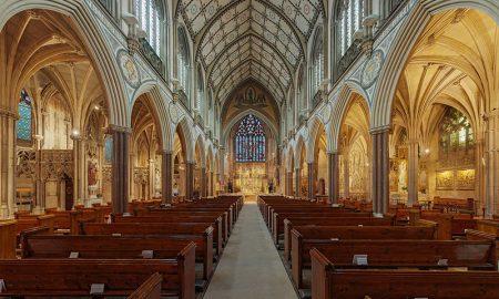 Chiesa di Farm Street - Immacolata Concezione all'interno