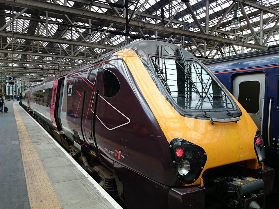 Variante del #Covid-19 - Londra e la stazione