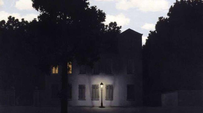 Magritte il pittore preferito di Luca Raina