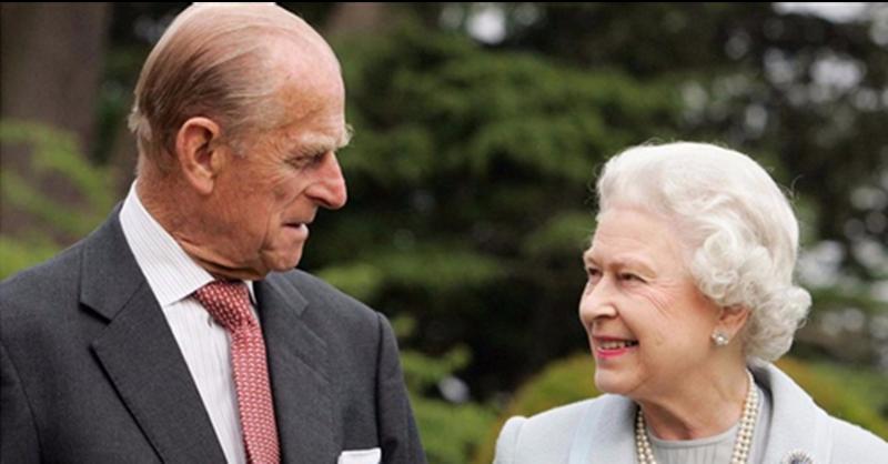 Tradizioni di Natale Windsor - La regina e il consorte Filippo