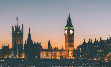 Londra Il ponte di Westminster